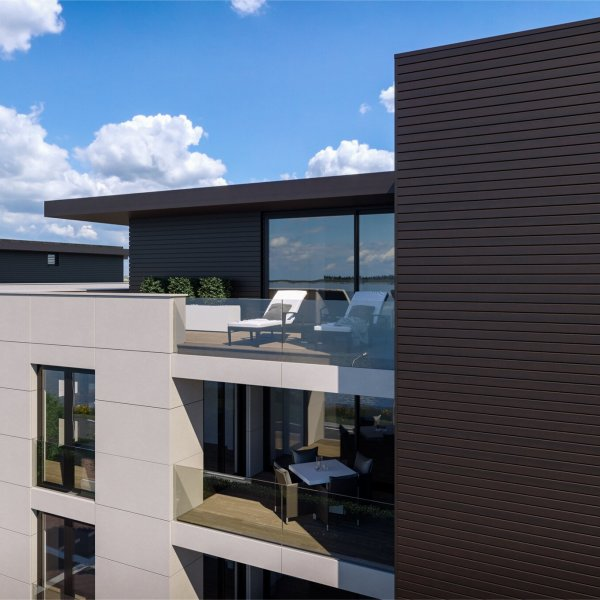 Nieuwbouwproject West End Residence in Loosdrecht