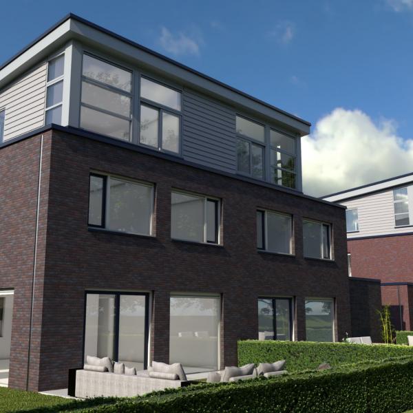 Nieuwbouwproject Fluitenkruid Ypenburg in 's-Gravenhage