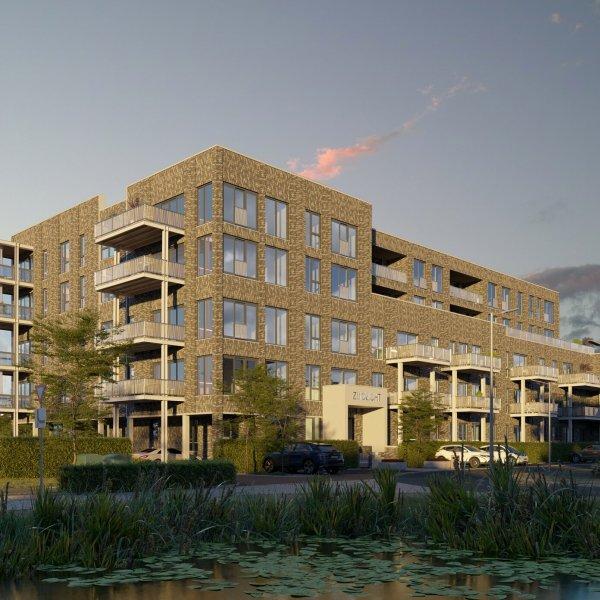 Nieuwbouwproject ZuidZicht in Alkmaar