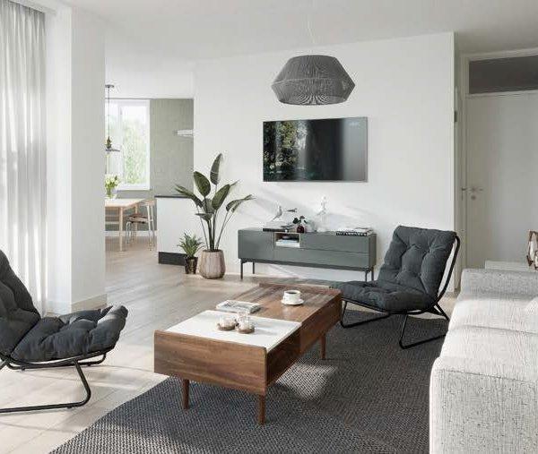 Nieuwbouwproject 24 Centrum-Appartementen De Smidse - Cuijk in Cuijk