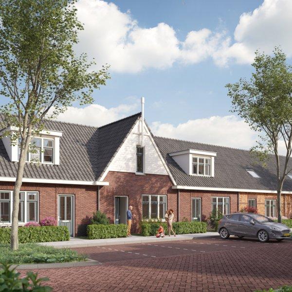 Nieuwbouwproject Voor de Brug - FASE II - Driebruggen in Driebruggen