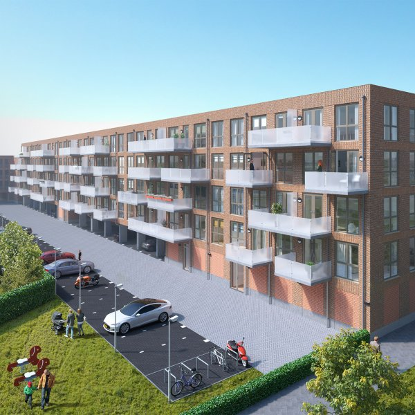 Nieuwbouwproject Picaz in Utrecht