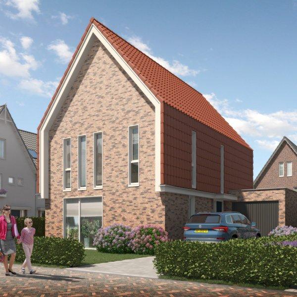 Nieuwbouwproject Buurtschap het Burgje | Fase 3.2 in Odijk