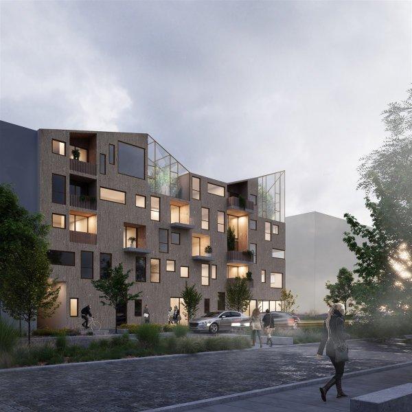 Nieuwbouwproject MOOIJBURG - WATERZICHT in Amsterdam