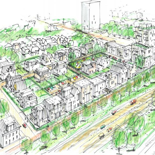 Nieuwbouwproject Acmesa in Assen