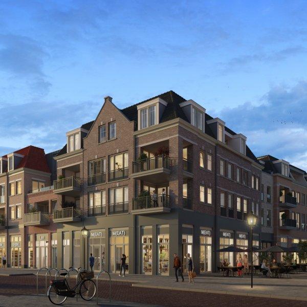 Nieuwbouwproject Marktveldplein - Het Raadhuys in Vught