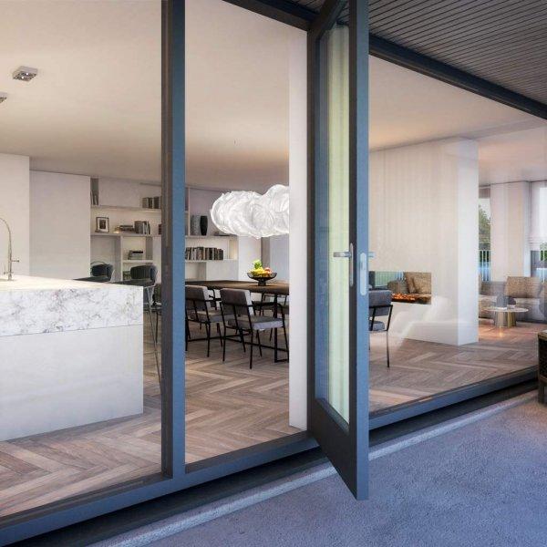 Nieuwbouwproject De Goyer in Alkmaar
