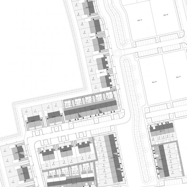 Nieuwbouwproject Het Leeuwse Veld fase 11 in Beneden-Leeuwen