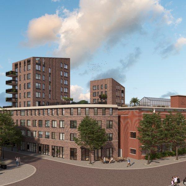 Nieuwbouwproject Gonnet in Haarlem