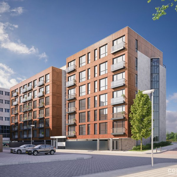 Nieuwbouwproject De Stedeling in Nieuwegein