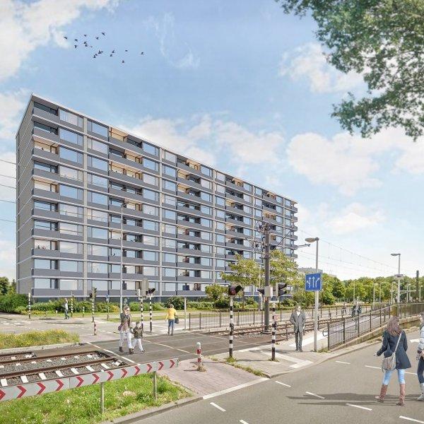 Nieuwbouwproject De Kroon in Utrecht