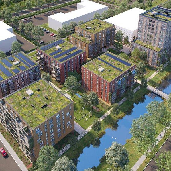 Nieuwbouwproject De Houttuin in Woerden