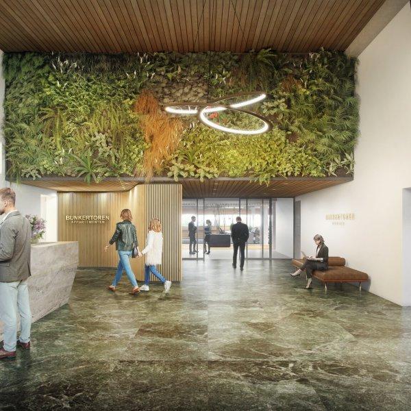 Nieuwbouwproject Eindhoven - BunkerToren in Eindhoven