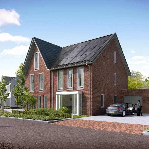 Nieuwbouwproject Huysackers - fase 1 in Veldhoven