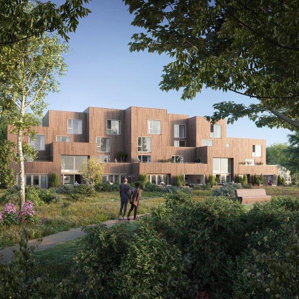 Nieuwbouwproject Eindhoven - Zuiver in Eindhoven