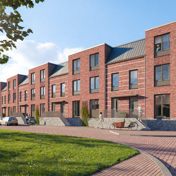 Nieuwbouwproject Helmond - Suytkade Noord fase 2b in Helmond