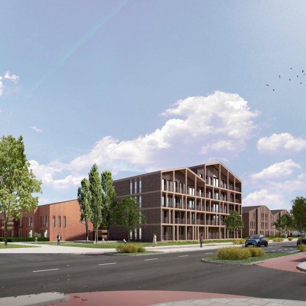 Nieuwbouwproject Eindhoven - Tivoli - Appartementen in Eindhoven