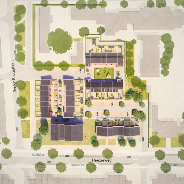 Nieuwbouwproject Eindhoven - Tivoli - woningen in Eindhoven