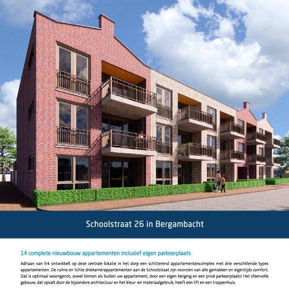 Brochure Schoolstraat 26