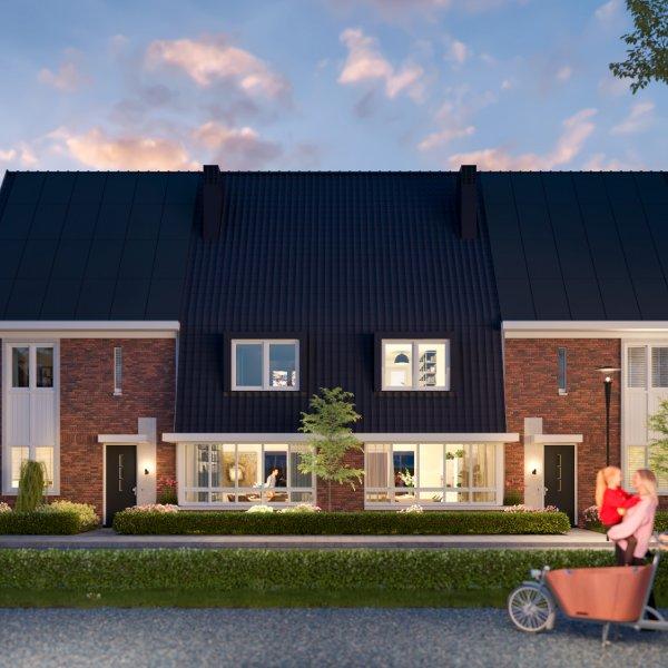 Nieuwbouwproject Berckelbosch - Mahler in Eindhoven