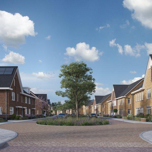 Nieuwbouwproject De Kiem van Houten | Fase 2A in Houten