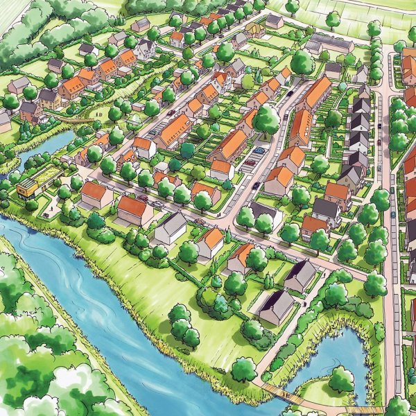 Nieuwbouwproject De Hoge Regt | Bouwkavels Westrand in Beek en Donk