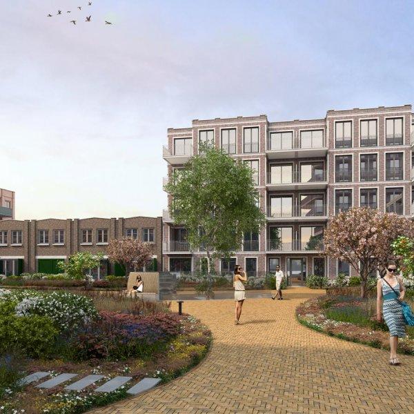 Nieuwbouwproject Helmond - Oranjekade in Helmond