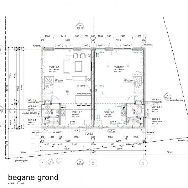 Nieuwbouwproject Dorpstraat Heumen in Heumen