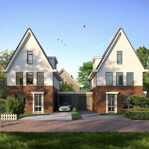 Nieuwbouwproject Hof Lindebeek in Stevensbeek