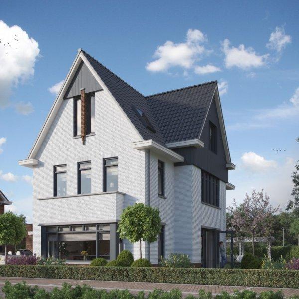 Nieuwbouwproject De Kiem van Houten | Fase 2A - Zes Exclusieve villa's in Houten