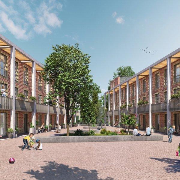 Nieuwbouwproject De Regent II in 's-Gravenhage
