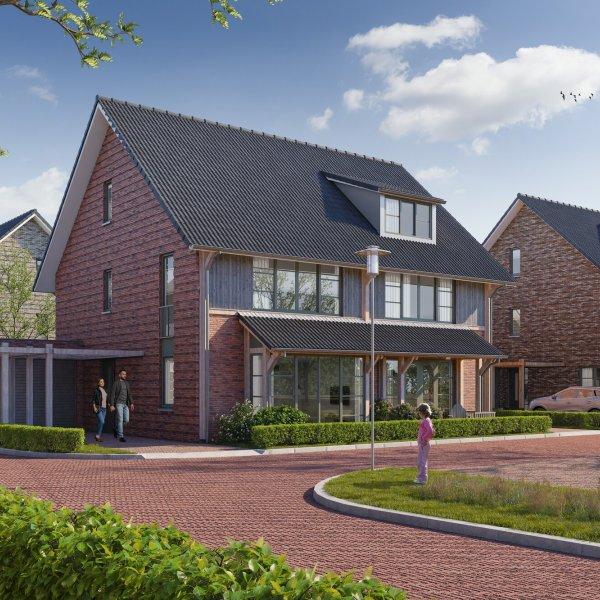 Nieuwbouwproject BijVianen | Fase 2 in Hoef en Haag