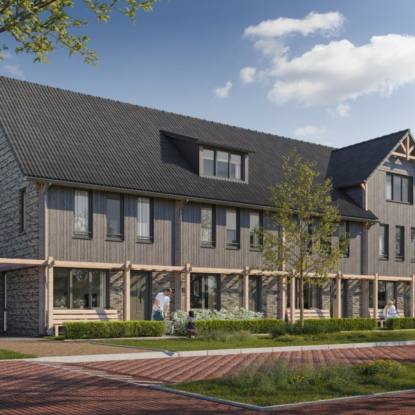 Nieuwbouwproject BijVianen   Fase 2 in Hoef en Haag