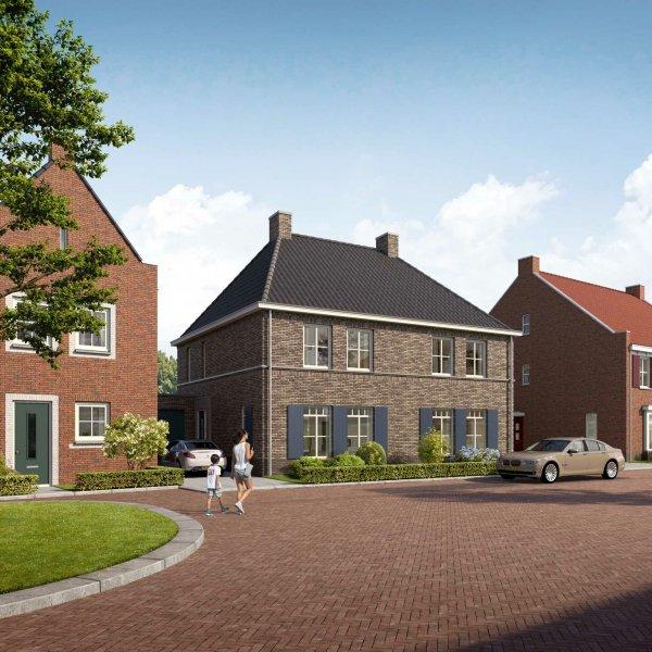 Nieuwbouwproject Nuenen West - Veld D - fase 3 in Nuenen