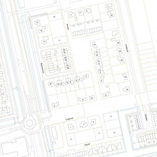 Nieuwbouwproject Vrijstaand wonen Leek   De Hoven in Leek