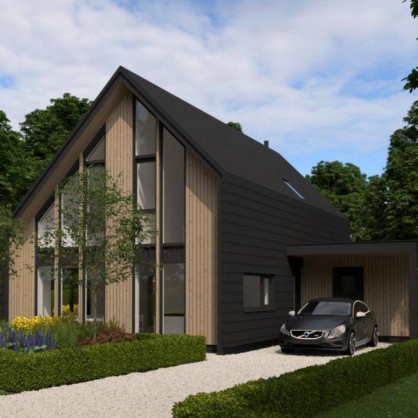 Nieuwbouwproject Scheepslanden (De Zeilen II) in Meerstad