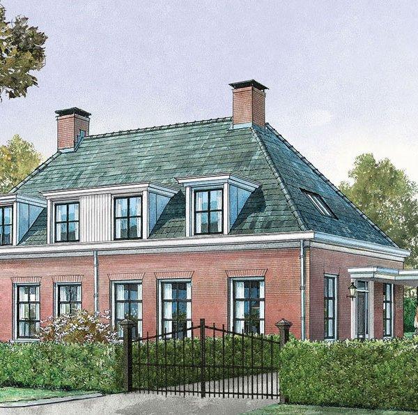 Nieuwbouwproject Hof Vlugtenburg in Oost-Souburg