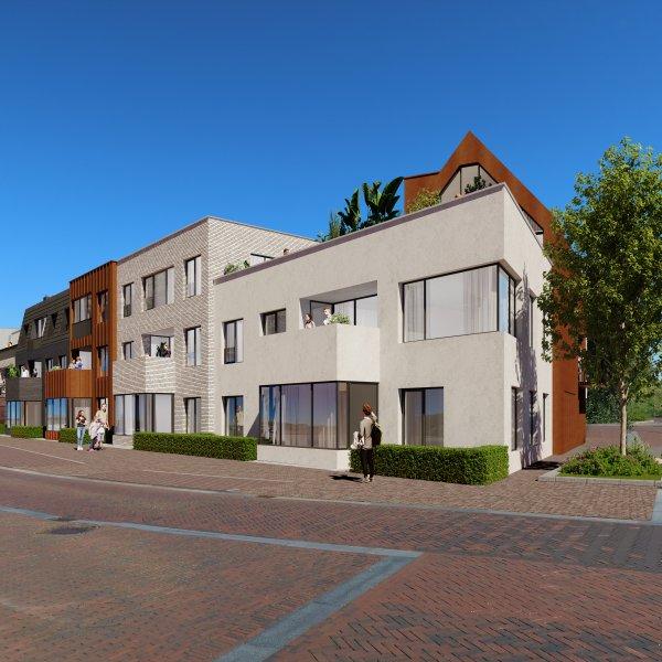 Nieuwbouwproject Residentie De Karolingenburght in Oost-Souburg