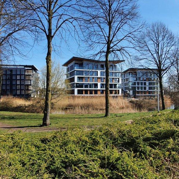 Nieuwbouwproject Veste, Zutphen in Zutphen