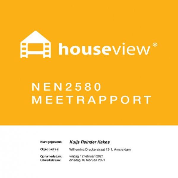 NEN Meetrapport - Modelwoning - Type A