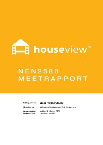 NEN Meetrapport -  Type B