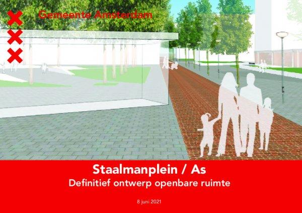 Staalmanplein - definitief ontwerp