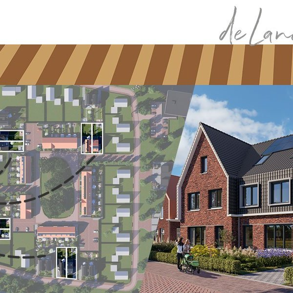 Nieuwbouwproject Souburg Noord II in Oost-souburg