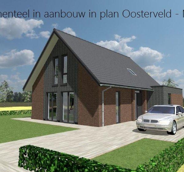 Nieuwbouwproject Oosterveld II in Norg