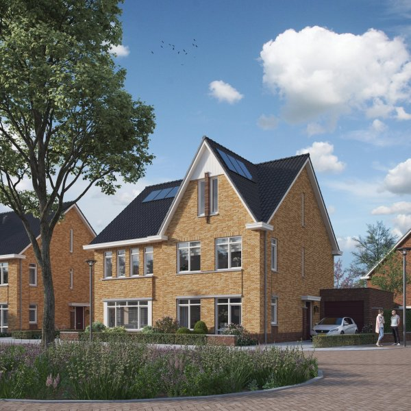 Nieuwbouwproject De Kiem van Houten | Fase 2B in Houten
