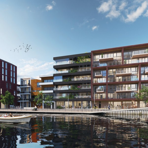 Nieuwbouwproject YCON in Amsterdam