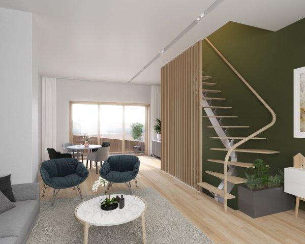Nieuwbouwproject Mooijburg Plein in Amsterdam