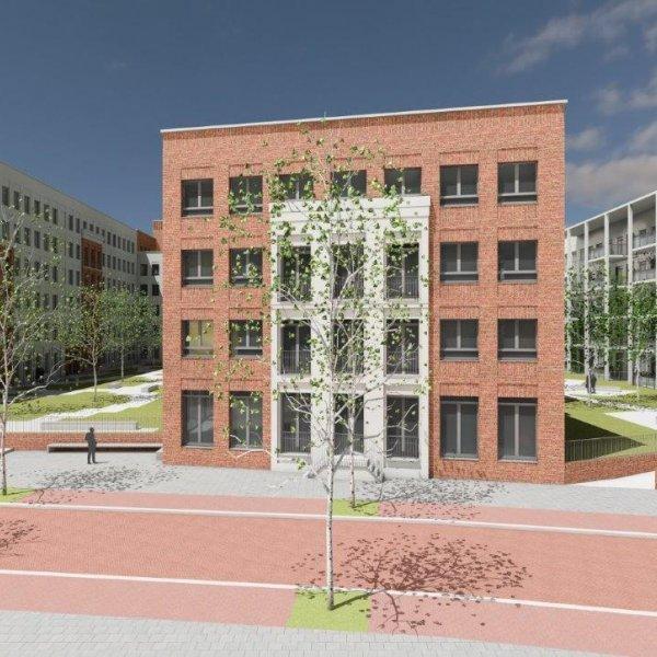 Nieuwbouwproject In voorbereiding: Living-Inn in Nijmegen