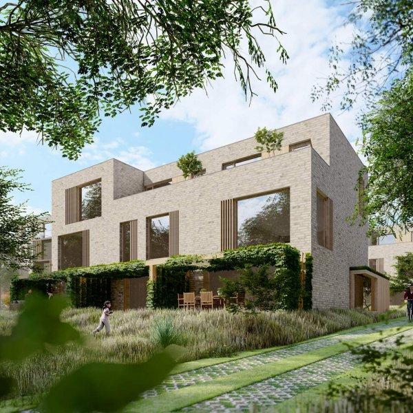 Nieuwbouwproject In voorbereiding: Kops Kwartier in Nijmegen