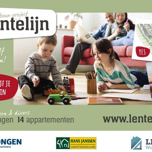 Nieuwbouwproject In voorbereiding: Lentelijn in Nijmegen